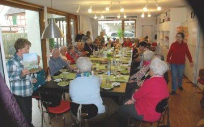 Lene-Hofmann-Haus Besuch