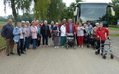 Busausflug nach Dirdigheim und Nördlingen